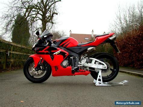 2006 honda cbr 600 for sale 2006 honda cbr 600rr for sale in united kingdom