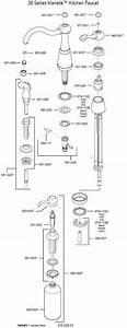 Price Pfister Single Handle Tub And Shower Cartridge 974