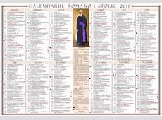 ianuarie 2018 calendar ortodox 2018 Calendar printable