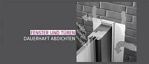 Fenster Einbauen Und Abdichten : fenster und t ren dauerhaft abdichten ~ Frokenaadalensverden.com Haus und Dekorationen