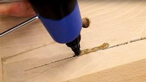 Holz Löcher Füllen : heinrich k nig industrief llstoff if 139 fehlstellen ausf llen beheben veredeln youtube ~ Watch28wear.com Haus und Dekorationen