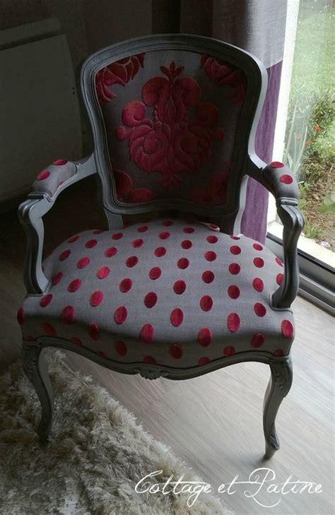 fauteuil louis xv avant apr 232 s cottage et patine le blog