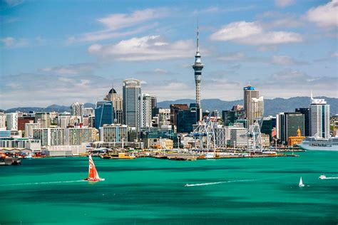 Scow Auckland by Auckland In New Zealand Fall In Myholidayguru