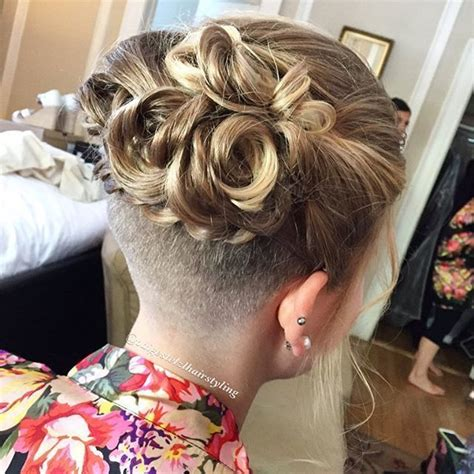 hair style pic 17 best ideas about undercut braid on 8949