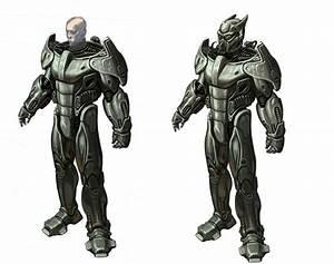 Enclave Power Armor concept art by hamburgercranium on ...