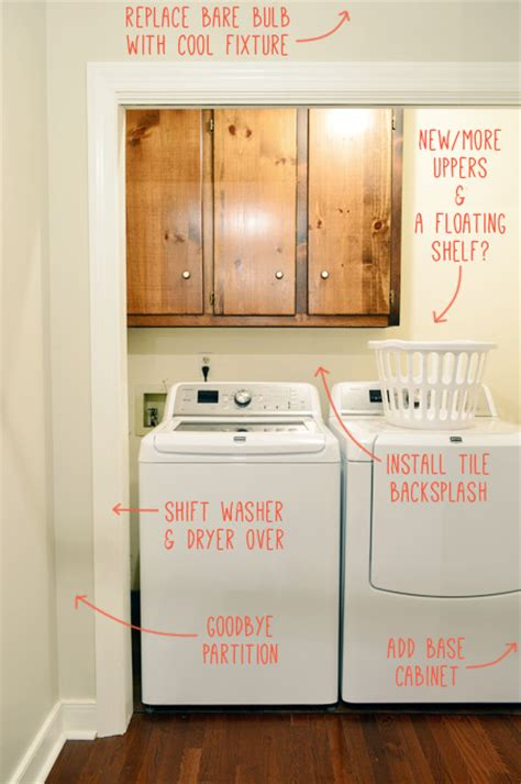 laundry room corner cabinet our laundry quot room quot redo is officially on young house love