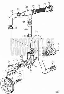 30 Volvo Penta Water Pump Diagram