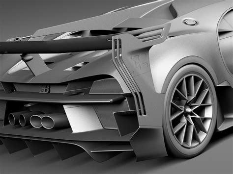 3d bugatti racing set key download link : car race bugatti 3d max
