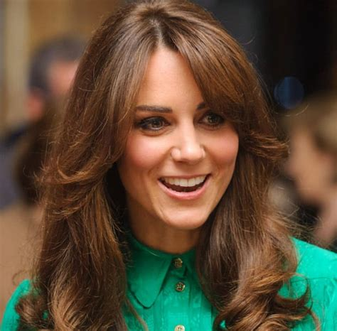 kate middleton layered haircut kate middleton s new hairstyle bangs and layers the kit