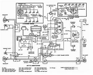 Wiring Diagram For 1972 Ford Mustang