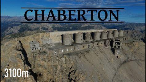 fort du mont chaberton  drone hautes alpesm youtube