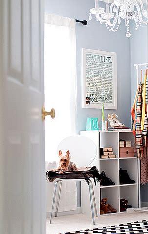 bedroom transformed  closet contemporary closet