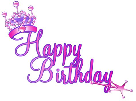Happy Birthday Clipart Disney Happy Birthday Clipart Clipart Suggest
