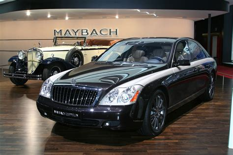 Scoop! Maybach is back... and in South Africa – local ...