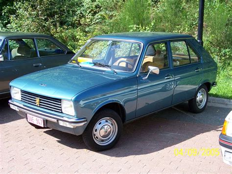 Peugeot 104 Technical Details, History, Photos On Better