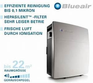 Blueair Luftreiniger 203 : blueair luftreiniger mit hepa filter ~ Frokenaadalensverden.com Haus und Dekorationen