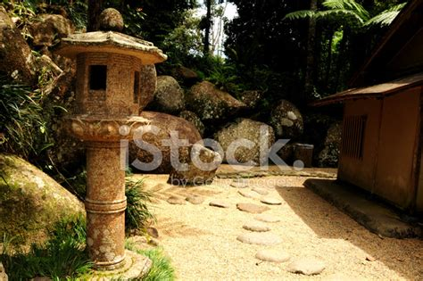 Japanese Garden Decoration by Japanese Garden Decoration Stock Photos Freeimages