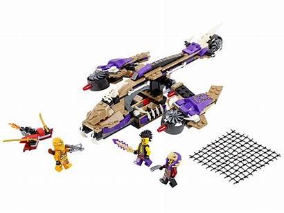 Lego Copter Attack Ninjago