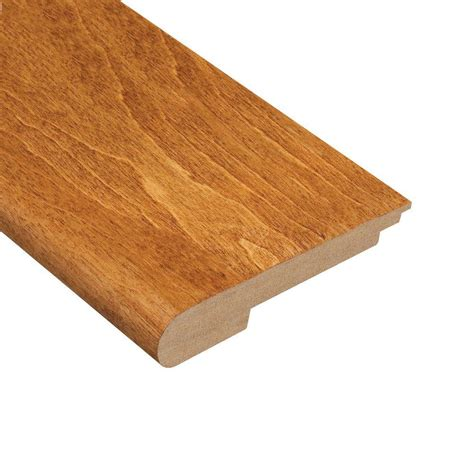 home depot wood stairs stair nose brazilian cherry wood molding trim wood flooring the home depot