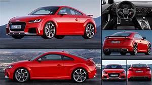 Audi Tt Rs Coupe : audi tt rs coupe 2017 pictures information specs ~ Nature-et-papiers.com Idées de Décoration