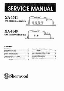 Sherwood Scp 802 Wiring Diagram