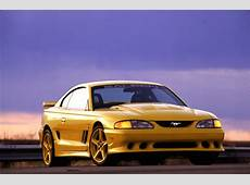 1997 Saleen Mustang History, Pictures, Sales Value