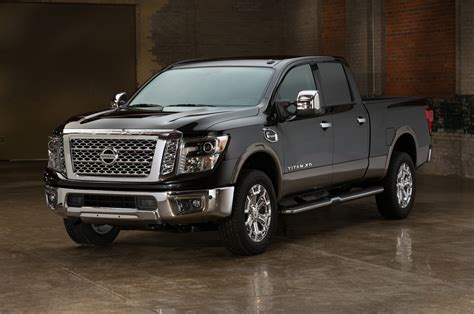 Nissan Titan 2016 Diesel by 2016 Nissan Titan Xd Priced From 36 485 With Gasoline V 8