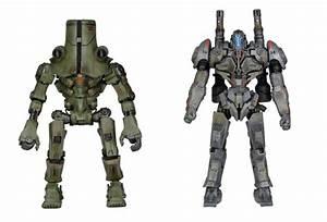 Pacific Rim Series 3 Jaeger Action Figure Assortment