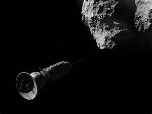 NASA conceives Comet Hitchhiker spacecraft for exploring ...