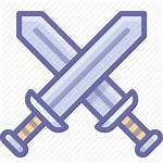 Icon Attack Battle Swords Military Icons Iconfinder