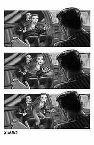 X-Men 3: Deleted Scenes | Storyboard Artist, Adrien Van ...