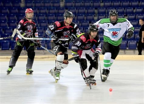 Hokej na rolkach. Szczecin ma swoją drużynę [zdjęcia]   Szczecin Nasze Miasto