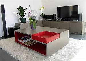 Ensemble Meuble Tv Et Table Basse : particulier ensemble table basse meuble tv ~ Teatrodelosmanantiales.com Idées de Décoration