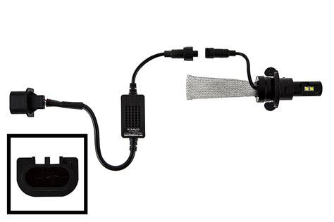 H4666 Wiring Diagram by Open Box Led Headlight Kit H13 Led Headlight Bulbs