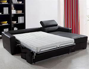 Leather sofa with bed pull outleather couches costco at for Sectional sofa that turns into a bed