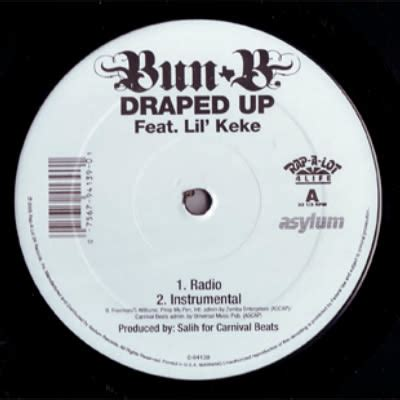 Bun B Draped Up by Bun B F Lil Keke Quot Draped Up Quot 2005 The 50 Best