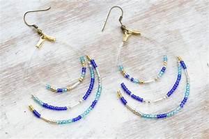 15 Diy Seed Bead Earring Patterns