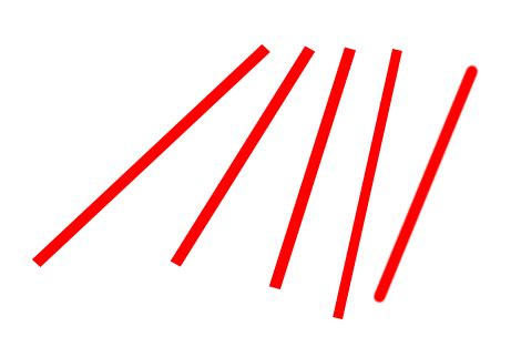 I have two lines red and blue, where blue line moves along the red line. adobe photoshop - How to Remove Jagged Edge (Aliasing) on ...