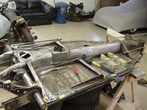 vw floor pan shortening thesamba kit car fiberglass buggy view topic