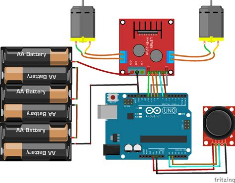 Controlling Motors With Arduino Tutorial