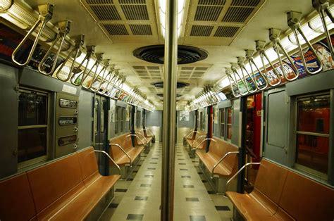 R30 Subway Car New York City