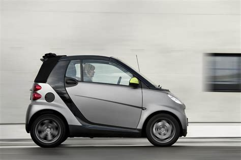 Voiture : Smart Fortwo Greystyle