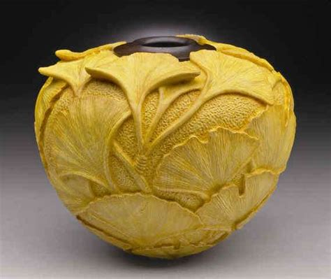 incredible carved wooden vessels dixie biggs creates