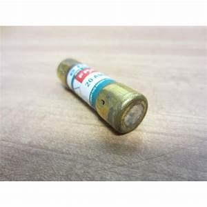 Eco Eon 20 One Time Fuse 20 Amp 250v Or Less - Used