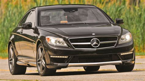 Mercedes Benz Cl65 Amg 2018 Front Hd Wallpaper 3