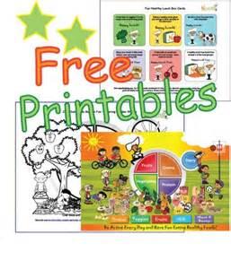 Printable Food Pyramid Activities for Kids