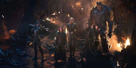 avengers infinity war  el porque es realmente el star