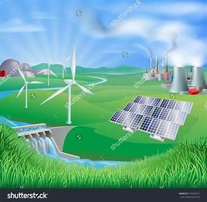 Coal Power Plant Clipart (71+)