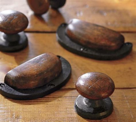 Equestrian Hardware  Rustic  Cabinet And Drawer Knobs