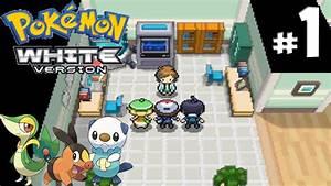 Pokémon Black & White - Gameplay Walkthrough - Part 1 ...